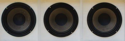 Car Audio. Car Audio Show systems Installation stock photos