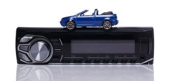 Car audio Stock Images