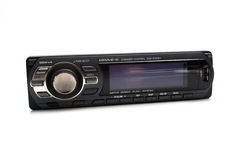 Car audio player Royalty Free Stock Photos