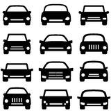 Car and auto. Various types of cars and autos Stock Image