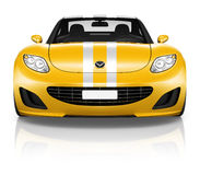 Car Automobile Contemporary Drive Driving Vehicle Transportation Royalty Free Stock Photo