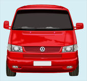 Car, Automobile, Volkswagen, Bus Stock Images