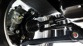 Car Axle Royalty Free Stock Images