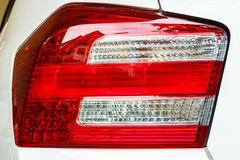 Car back light. Royalty Free Stock Photography