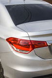 Car back light Royalty Free Stock Image