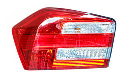 Car back light. Royalty Free Stock Images