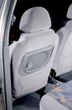 Car back seats interior Royalty Free Stock Photography