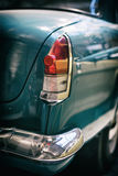 Car backlight. Royalty Free Stock Photos