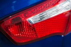 Car backlight Stock Photo