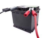 Car battery royalty free stock photos
