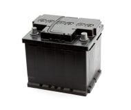 Car battery jump start Royalty Free Stock Photo