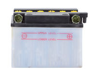 Car battery Stock Image