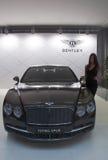 Car Bentley Flying Spur Royalty Free Stock Photos