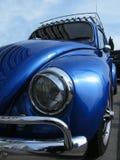 Car bleu small Stock Photography