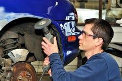 Free Car Body Work. Stock Photos - 24732193