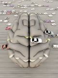 Car Brain Stock Images