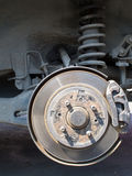 Car brake disc Stock Photos
