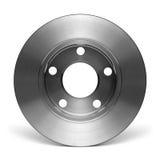 Car brake disc. Car brake steel disc icon Royalty Free Stock Images