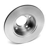Car brake disc. Steel car new brake disc Stock Images