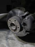 Car brake disc Royalty Free Stock Image