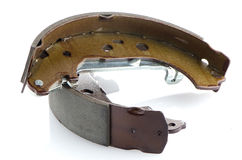 Car brake pads Royalty Free Stock Photos