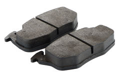 Car brake pads Stock Photography