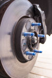 Car Brake Repairs Stock Photos