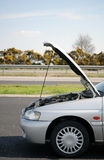 Car breakdown Stock Images