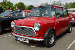 Car British Leyland Mini Stock Photo