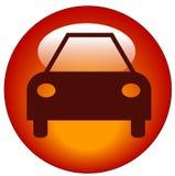 Car button or icon Royalty Free Stock Photos