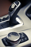 Car buttons detail Royalty Free Stock Photos