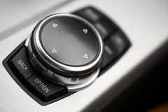 Car buttons detail Royalty Free Stock Photography