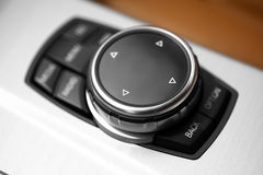 Car buttons detail Royalty Free Stock Images
