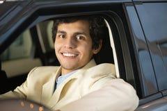 Car buying Stock Photo