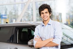 Car buying Royalty Free Stock Photo