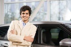 Car buying Stock Photos