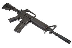 CAR-15 carbine Stock Photo
