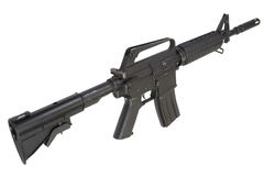 CAR-15 carbine Royalty Free Stock Photography