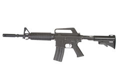 CAR-15 carbine Royalty Free Stock Images
