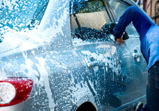 Car care Royalty Free Stock Image