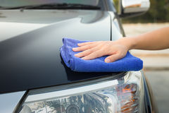 Car care Royalty Free Stock Photography