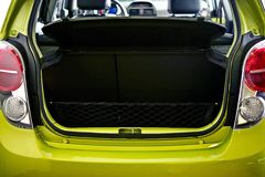 Car Cargo Area - Car Trunk Royalty Free Stock Photos