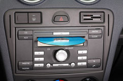 Car CD Stock Photography