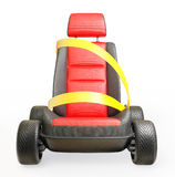 Car chair Royalty Free Stock Images