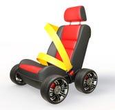 Car chair Stock Photography