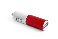 Car charger Stock Images