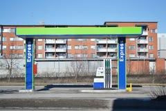 Car charging station. Stock Photo