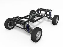Car chassis Royalty Free Stock Images