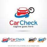 Car Check Logo Template Design Vector Stock Photos