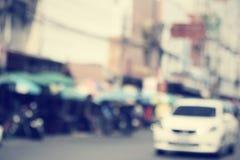 Car in city Stock Photos